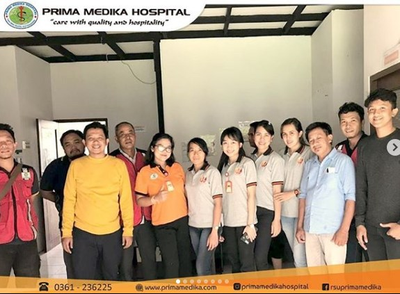 General Medical Checkup Karyawan PT. APG