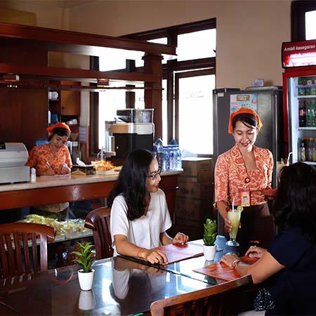 Cafe Alamanda