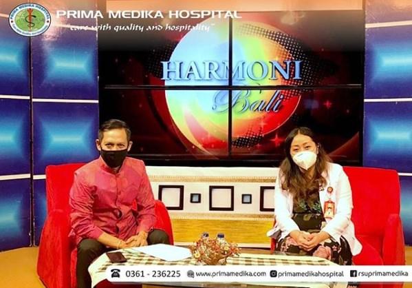 "Talkshow Harmoni Bali TV ""Imunisasi Anak Dimasa Pandemi"""