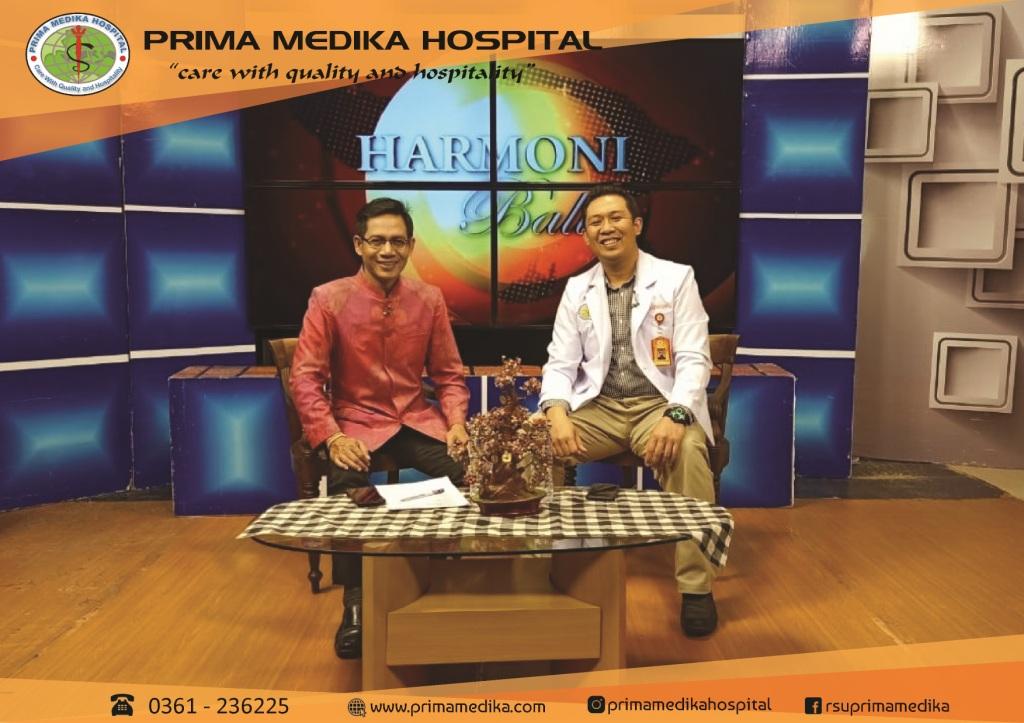 "Talkshow Harmoni Bali TV ""Kehamilan, Persalinan dan Nifas"""