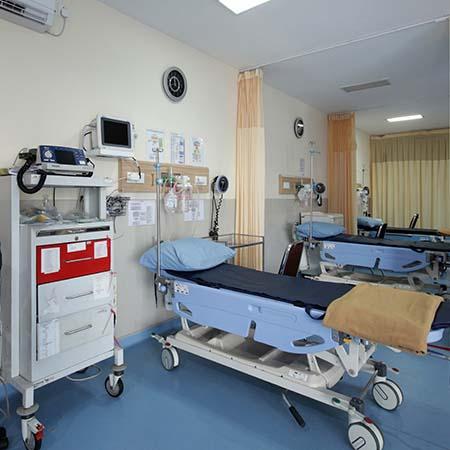 Unit Gawat Darurat (UGD) & Layanan Ambulan